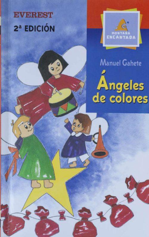 Ángeles de Colores