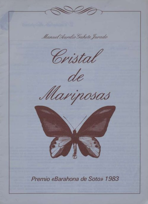 Cristal de Mariposas