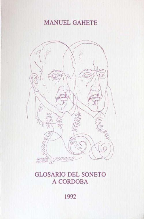 Glosario del Soneto a Córdoba